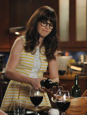 Get Zooey's Style