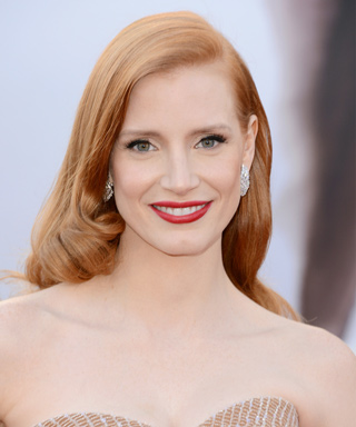 Oscar Beauty - Jessica Chastain