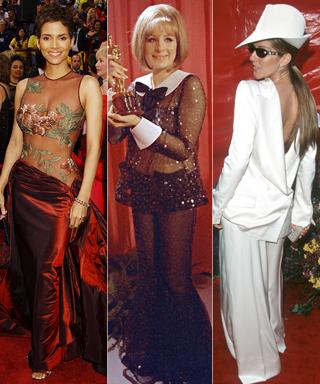 Halle Barry, Barbara Streisand, Celine Dion