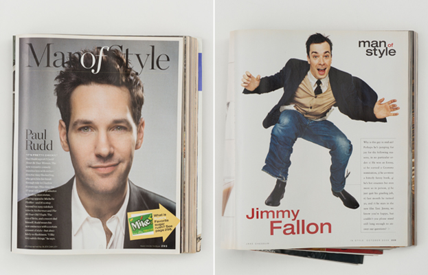 Paul Rudd and Jimmy Fallon