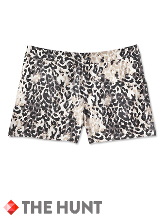The Hunt, Leopard Shorts