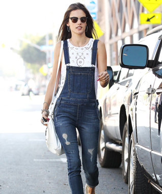 Steal Her Style Alessandra Ambrosio