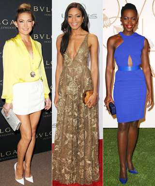 Naomie Harris, Anna Kendrick, Kate Hudson, Lupita Nyong'o, and Kery Washington