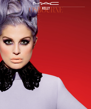 Kelly and Sharon Osbourne for MAC