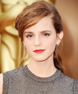Red Lips - Oscars 2014
