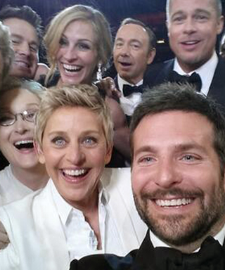 Ellen DeGeneres Twitter Photo