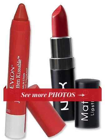 Affordable Lipsticks