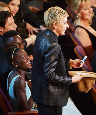 Lupita Nyong'O Lip Balm - Oscars 2014