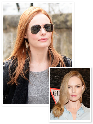 Kate Bosworth Red Hair