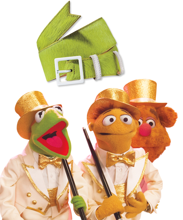 Muppets Most Wanted Fashion