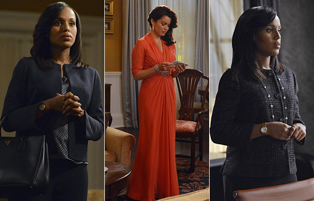 Scandal, Kerry Washington, Bellamy Young