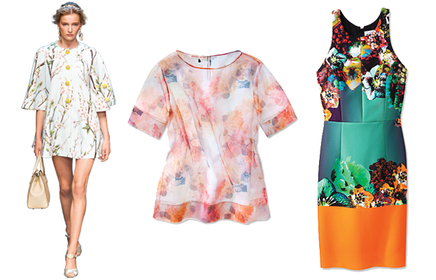 Clothes We Love: Petal Pushers