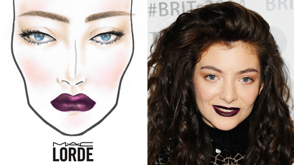 Lorde for MAC