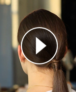 Our Best Beauty Secrets: Create a Perfectly Polished Pony
