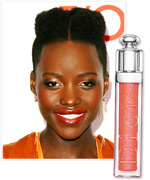 Orange Lipstick - Spring Beauty 2014