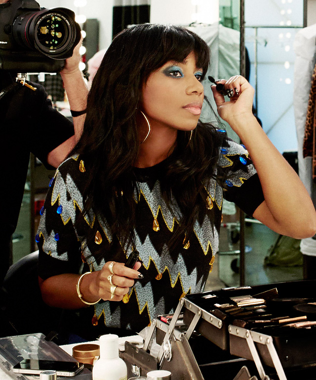 Santigold for Smashbox