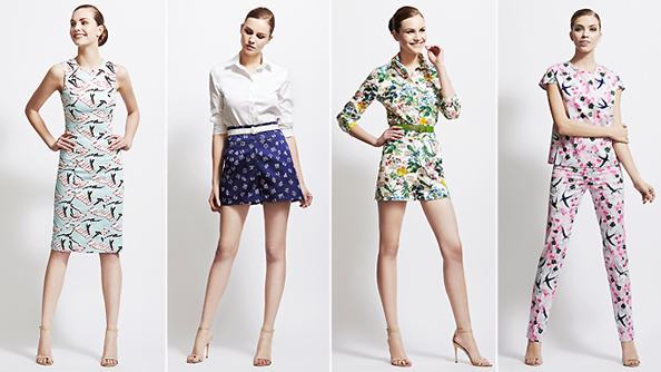 Carolina Herrera Archive II Print Collection