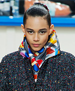 Chanel Paris Fashion Week Hair - Ponytails - Divergent