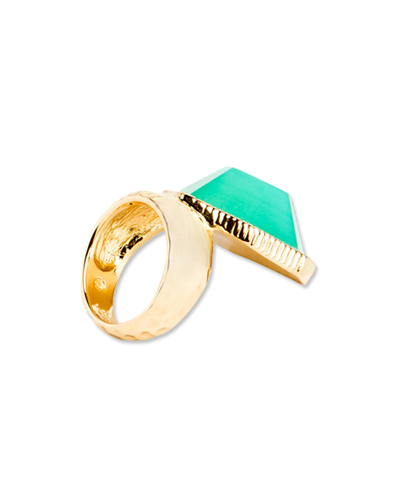 St. Patty's Day Jewelry: JewelMint Ring