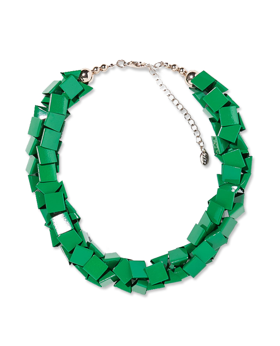 St. Patty's Day Jewelry: Zara