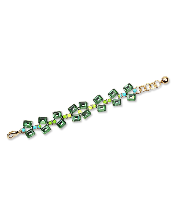 St. Patty's Day Jewelry: Lulu Frost Bracelet