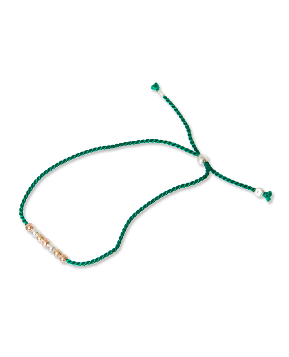 St. Patty's Day Jewelry: CJ Free Bracelet