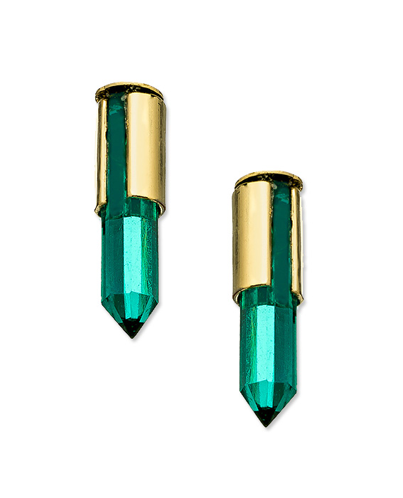 St. Patty's Day Jewelry: Serefina Earrings