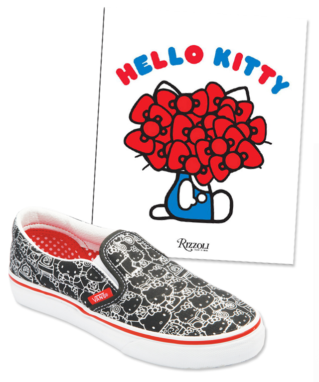 <em>Hello Kitty ♥ Collaborations</em> Book