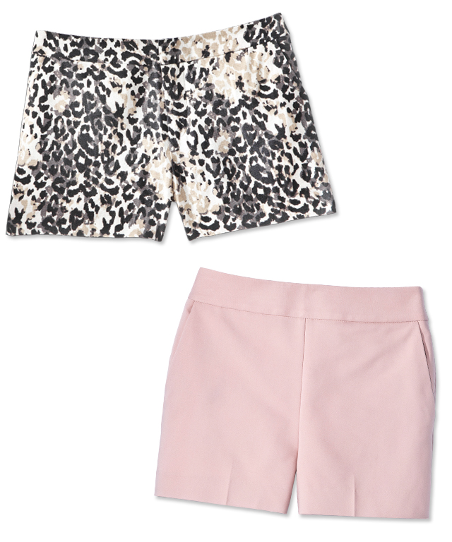 Spring Fashion 2014: Dressy Shorts