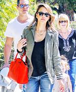 Celebrities and their handbags