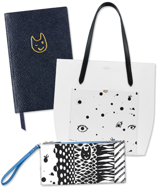 Smythson x Quentin Jones
