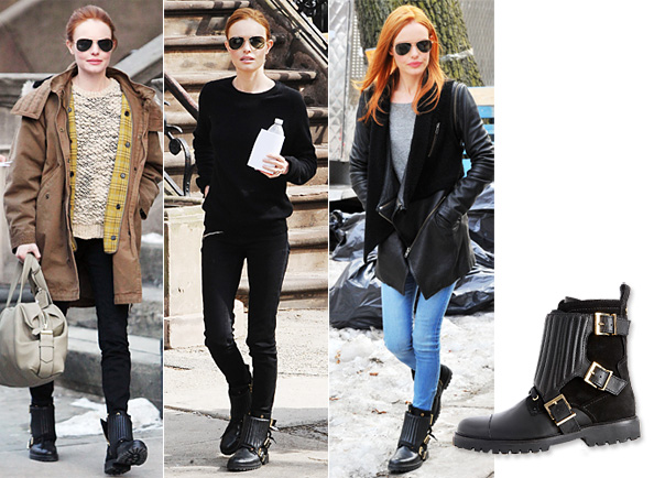 Found It: Kate Bosworth's Boots