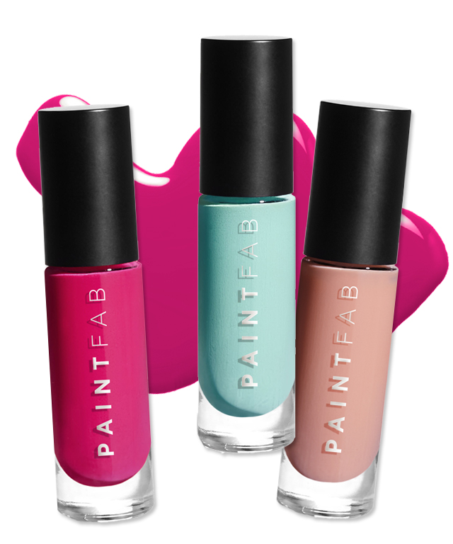 PaintFab Nail Polish - JustFab