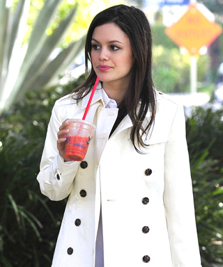 Found It: Rachel Bilson's Trench