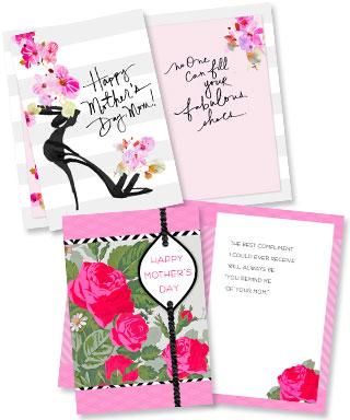 Sarah Jessica Parker cards