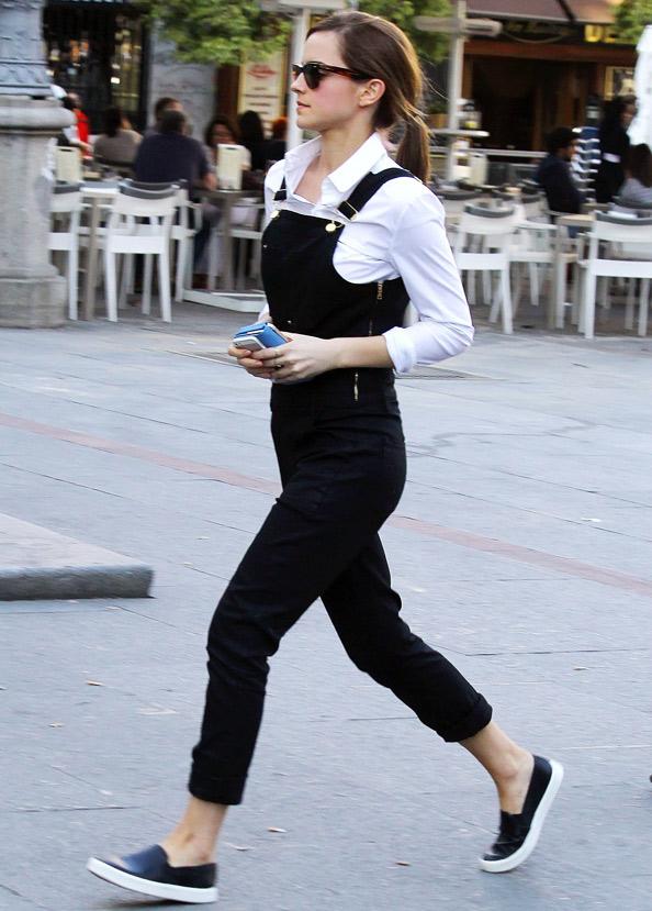 Emma Watson Vince Sneakers