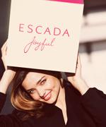 Miranda Kerr - Escada Joyful