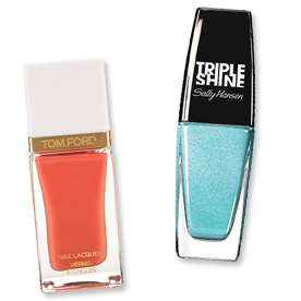 Tom Ford Nail Lacquer In Coral Beach Our 14 Favorite