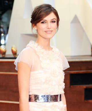 Keira Knightley's Best Red Carpet Moments