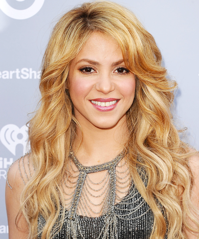 Shakira Beauty Tips