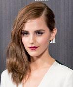 Side Part - Emma Watson