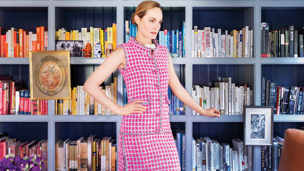 Tour Amber Valletta's Home