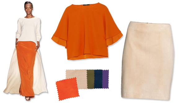 How To Wear: Mandarin