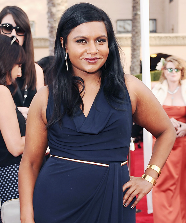 Mindy Kaling - Bliss - Mindy-cure