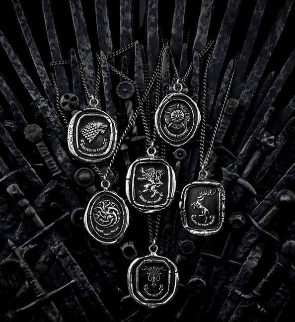 Pyrrha x HBO Game of Thrones Jewelry