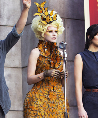 Elizabeth Banks - The Hunger Games: Catching Fire
