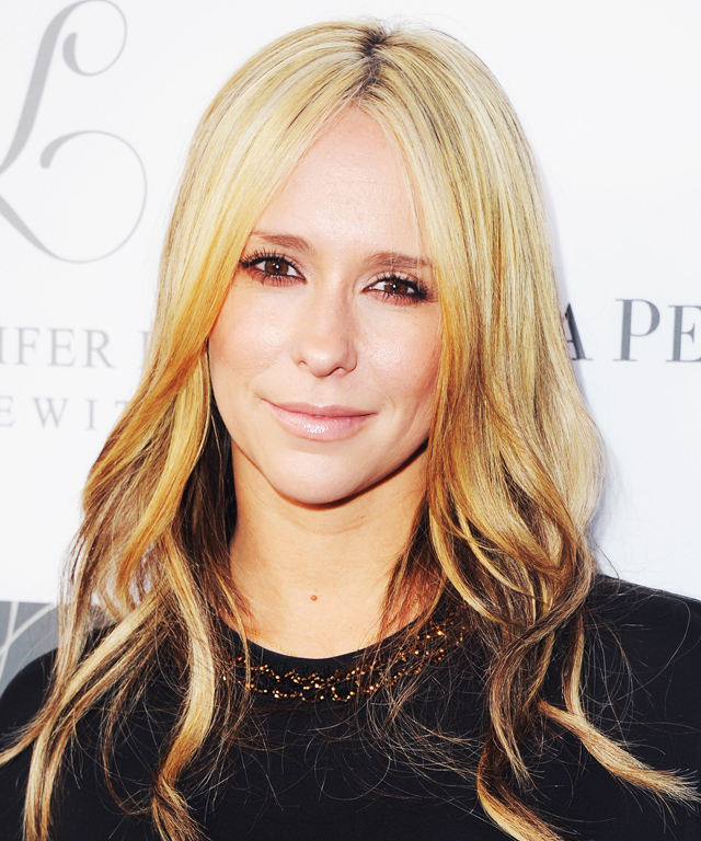 Jennifer Love Hewitt Blonde Hair