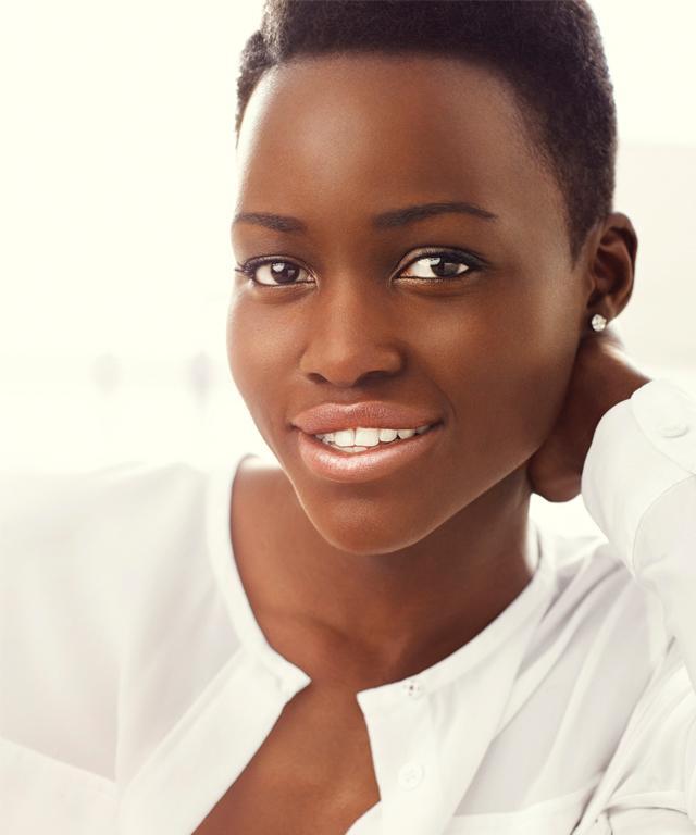 Lupita Nyong'O Face of Lancome