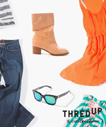 thredUP X Collection