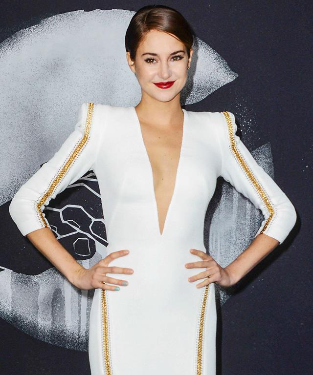 Emma Stone, Jennifer Connelly, Shailene Woodley, Jessica Pare